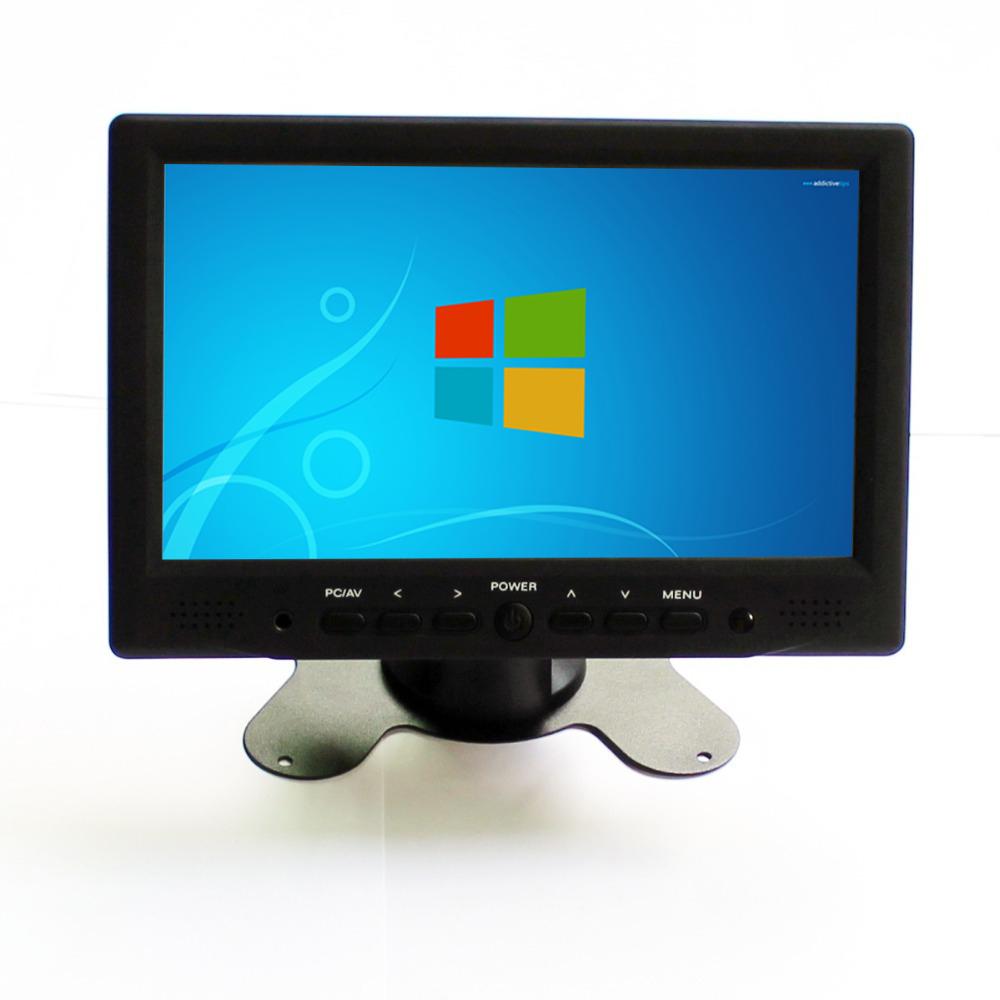 17 8 cm 7 zoll tft lcd monitor touchscreen hdmi led kassenmonitor usb car pc vga. Black Bedroom Furniture Sets. Home Design Ideas